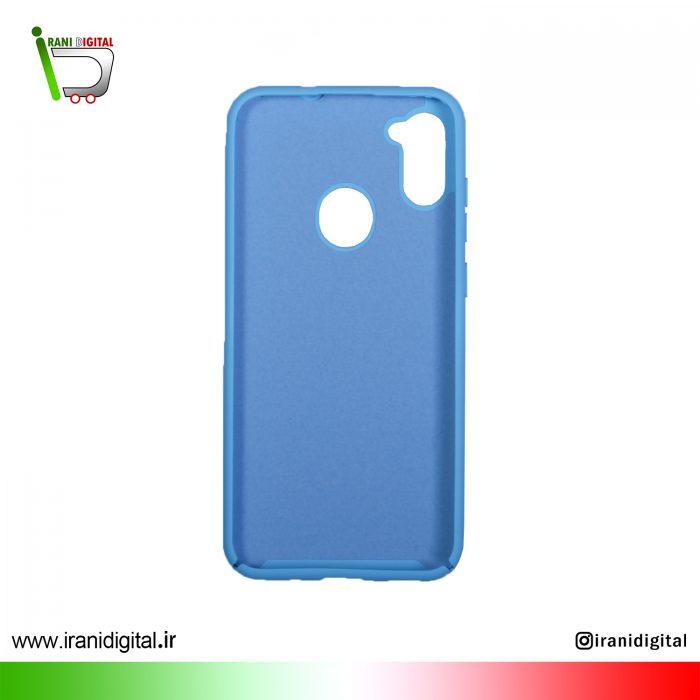 25 cover Silico Samsung A11-1
