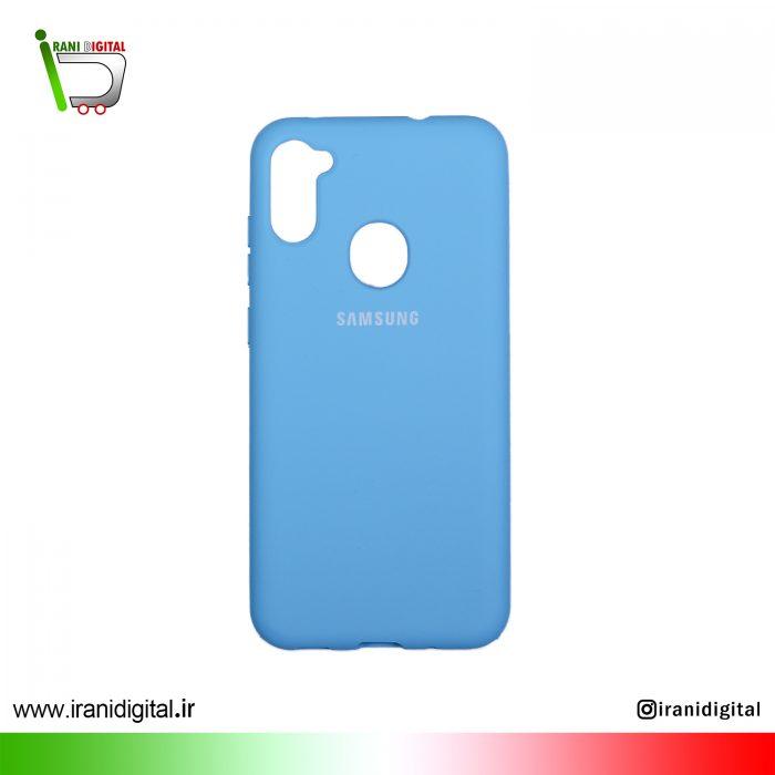 26 cover Silico Samsung A11-1