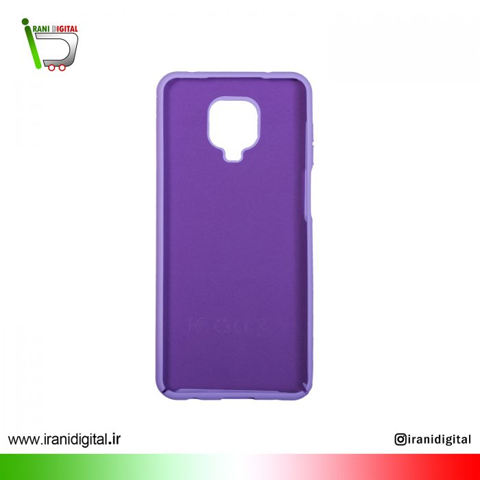 45 cover Silicon xiaomi note9s-2