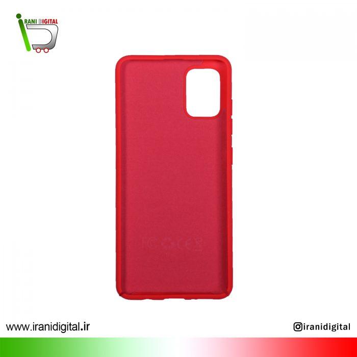 52 cover Silicon Samsung A51/A31