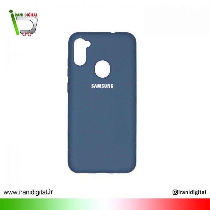 58 7 cover Silico Samsung A11-2