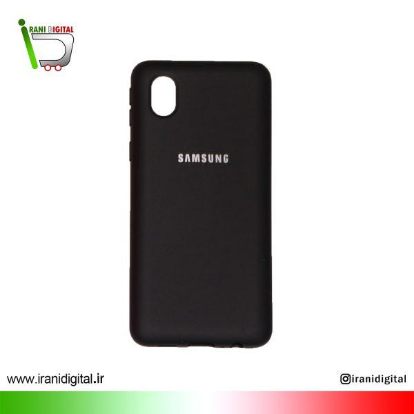 4 2 cover Silico Samsung A01 core