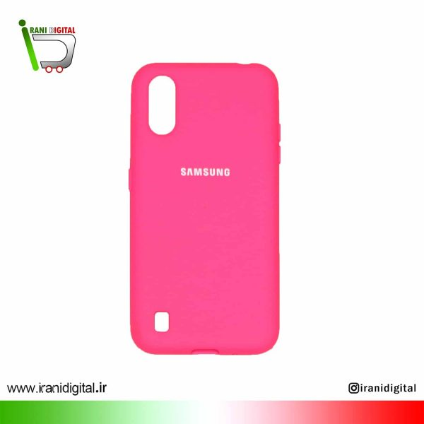 3 cover Silico Samsung A01-5