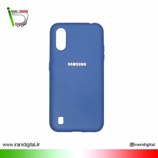 8 cover Silico Samsung A01-4